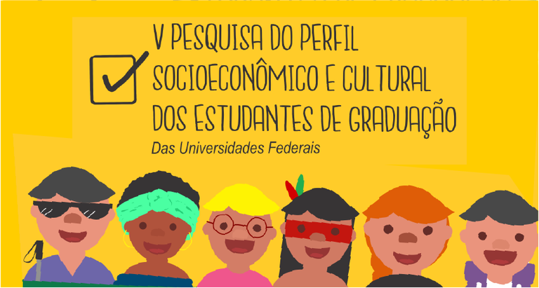 Logo Pesquisa do perfil socioeconômico